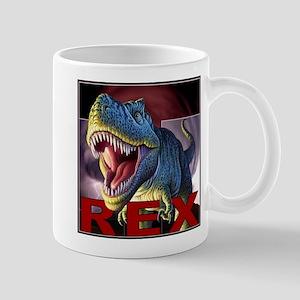 T-rex 7 Mug