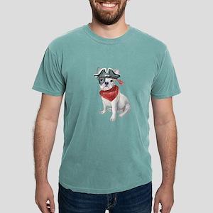 Frenchie French Bulldog Pirate Hat Bandana T-Shirt