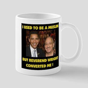 JEREMIAH SAVED ME Mug