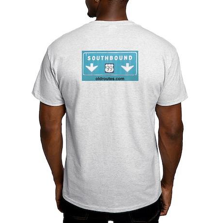 Light Blue, Grey or Natural - Light T-Shirt