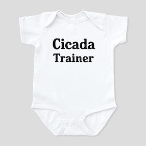 Cicada trainer Infant Bodysuit