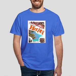 'Haiti Mina 2008' Dark T-Shirt