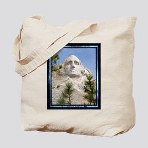 Rushmore George Tote Bag