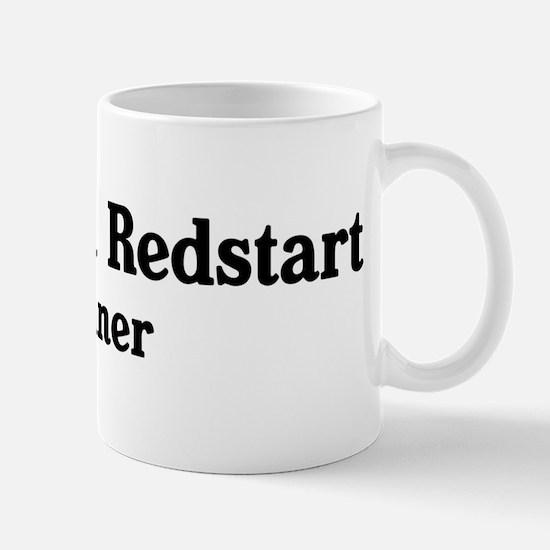 American Redstart trainer Mug