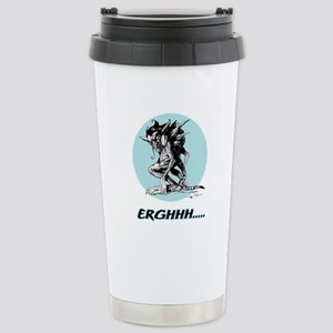 Grim Garygoyle Stainless Steel Travel Mug