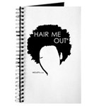 Hair Me Out Journal