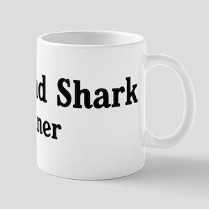 Greenland Shark trainer Mug