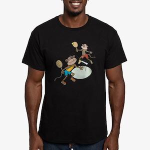 Monkey Tennis T-Shirt