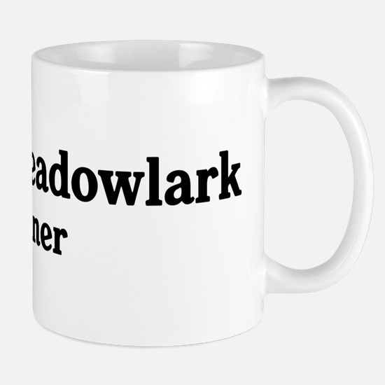Eastern Meadowlark trainer Mug