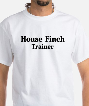 House Finch trainer White T-Shirt