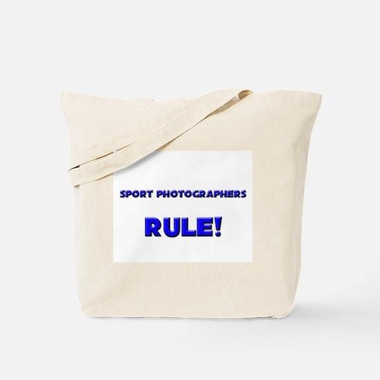 Sport Photographers Rule! Tote Bag