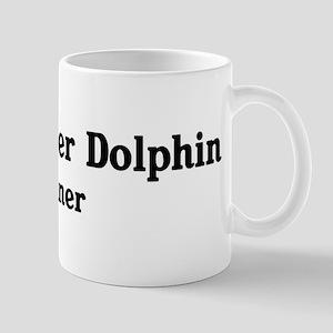 Ganges River Dolphin trainer Mug