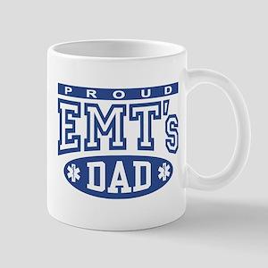 Proud EMT's Dad Mug