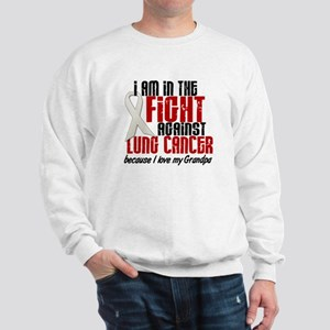 In The Fight 1 LC (Grandpa) Sweatshirt
