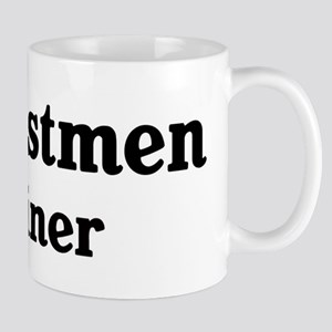 Harvestmen trainer Mug