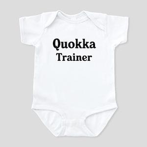 Quokka trainer Infant Bodysuit