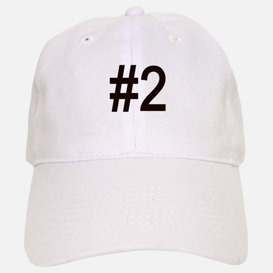 #2 birth order baby number two Baseball Baseball Cap