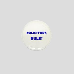 Solicitors Rule! Mini Button