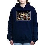 Dancing Bears Painting Sweatshirt