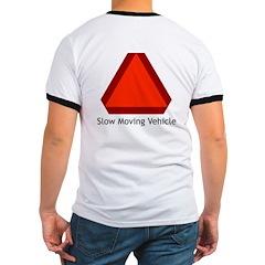 Slow Moving Vehicle Sign - Ringer T