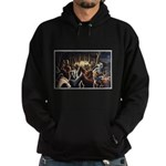 Dancing Bears Painting Sweatshirt