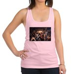 Dancing Bears Painting Tank Top