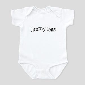 Jimmy Legs Infant Bodysuit