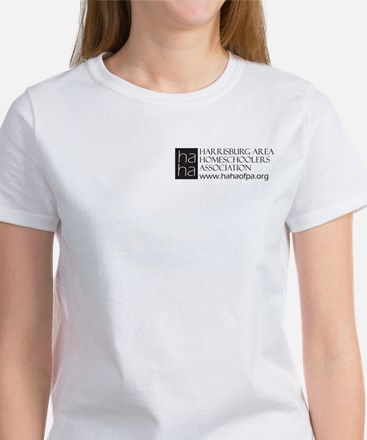 Harrisburg Area Homeschoolers Women's T-Shirt