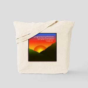 Determination / Satisfaction Tote Bag