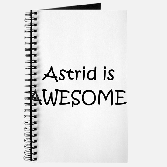 Funny Astrid Journal