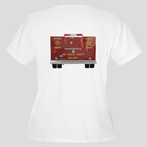 Emergency 51 Women's Plus Size V-Neck T-Shirt