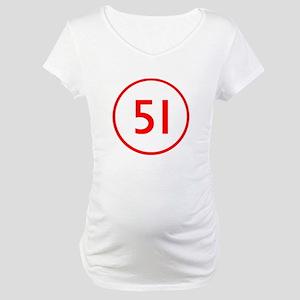 I Love EMERGENCY! Maternity T-Shirt