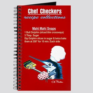 Chef Checkers Journal