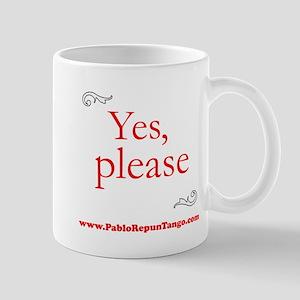 Yes, please Mug