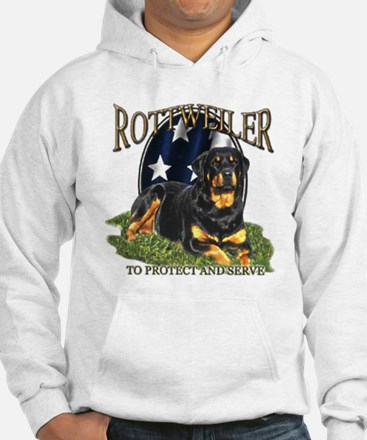 To protect & Serve Jumper Hoody