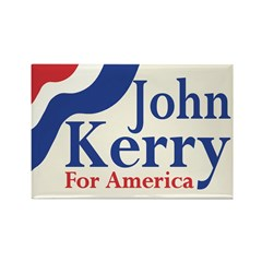 John Kerry for America Magnet (10 pk)