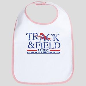 Track and Field Athlete Bib