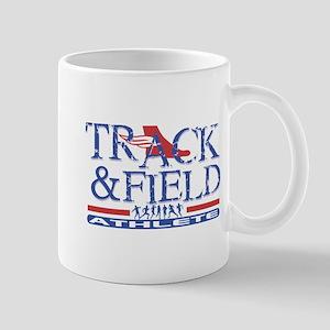 Track and Field Athlete Mug