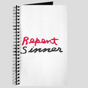 Repent Sinner Journal