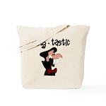 Fang tastic Tote Bag