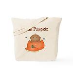 Little Pumpkin Trick or Treat Bag