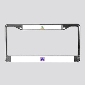 Keep Calm And Go To Papua New License Plate Frame