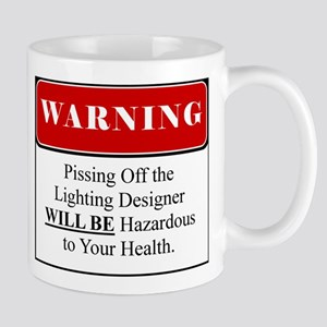 Pissing OffLighting Designer 002 Mug