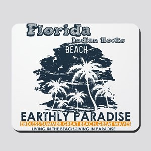 Florida - Indian Rocks Beach Mousepad