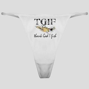 TGIF Fishing Classic Thong