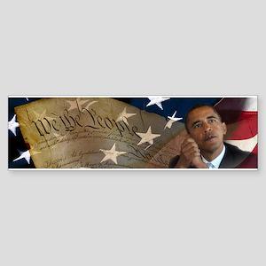 Vote Barack Obama Bumper Sticker