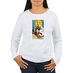 Midnight Women's Long Sleeve T-Shirt