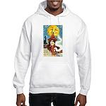 Midnight Hooded Sweatshirt