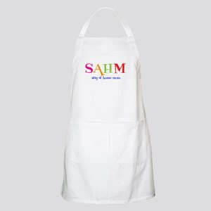 Stay at Home Mom BBQ Apron