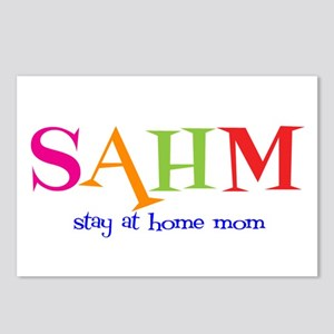 Stay at Home Mom Postcards (Package of 8)